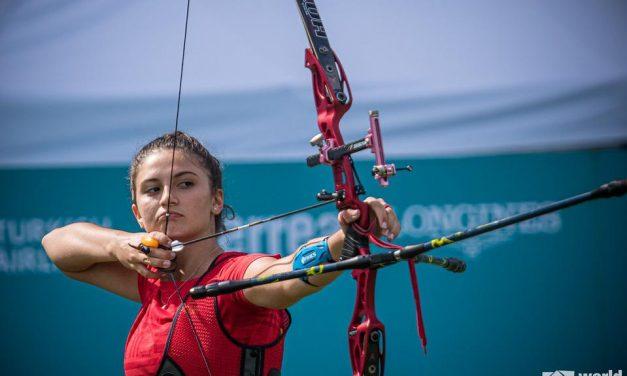 Madalina Amaistroaie s-a calificat la Jocurile Olimpice Tokyo 2020 in proba de Arc Olimpic