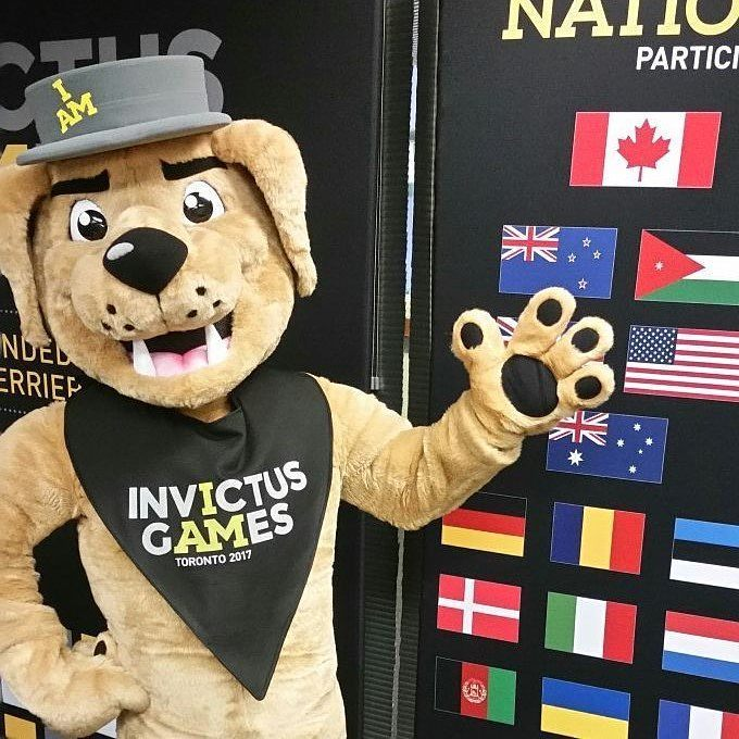 Comunicat – Felicitari Invictus Games 2017 @ Toronto